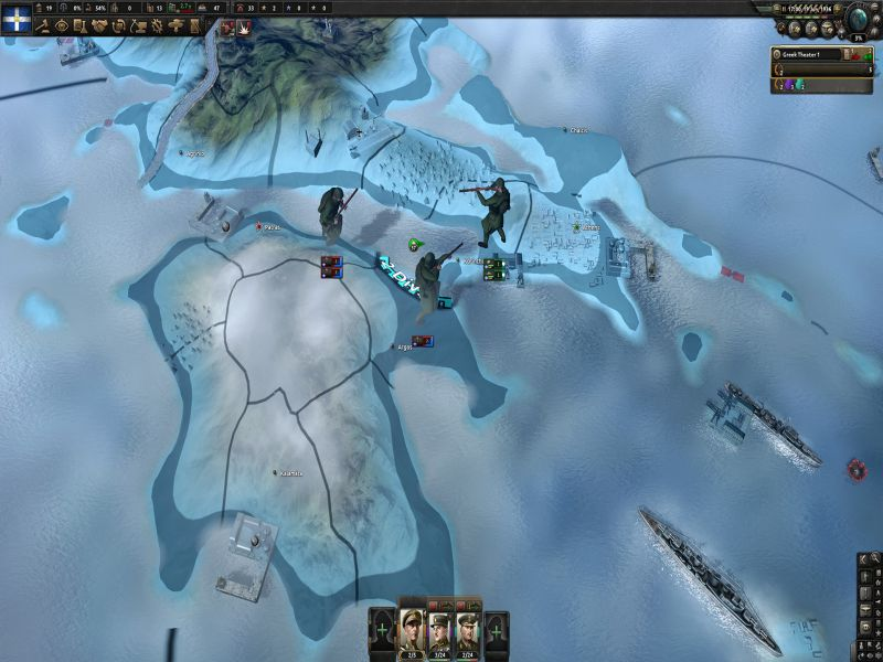 Download Hearts of Iron IV Battle for the Bosporus Free Full Game For PC