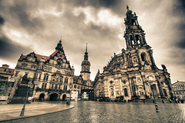 Katholiske Hofkirke-Dresda