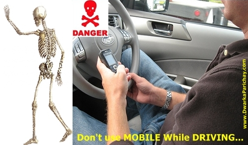 Car Accidents Caused By Cell Phones Stories