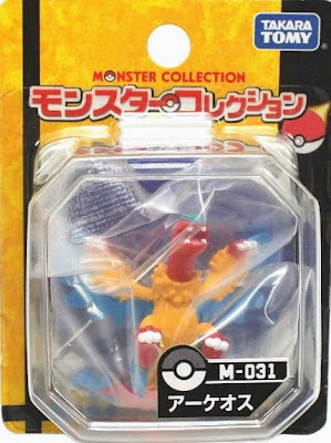 Archeops figure Takara Tomy Monster Collection M series