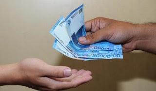 hibah uang