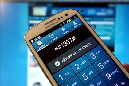 Kumpulan Instruksi Diam-Diam Di Handphone Android