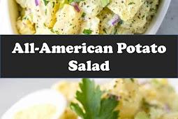 #Recipe #All-American #Potato #Salad