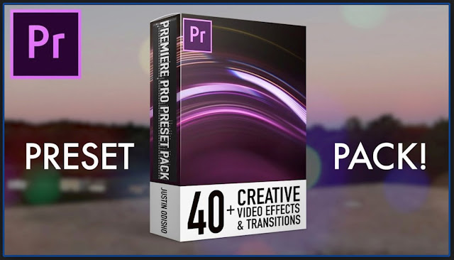 Adobe Premiere Pro Transitions Pack