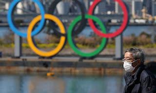 Jogos Olímpicos e Paralímpicos de Tóquio são adiados.