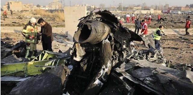 Gangguan Komunikasi, Operator Rudal Iran Tembak Pesawat Boeing 737 Yang Dikira Rudal, 176 Orang Tewas