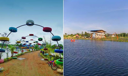 Tempat Wisata Alam Pemandian  Air Terjun Dan Wisata Edukasi Favorit Murah Meriah  Di Sekitar Dekat Kota Medan 2021