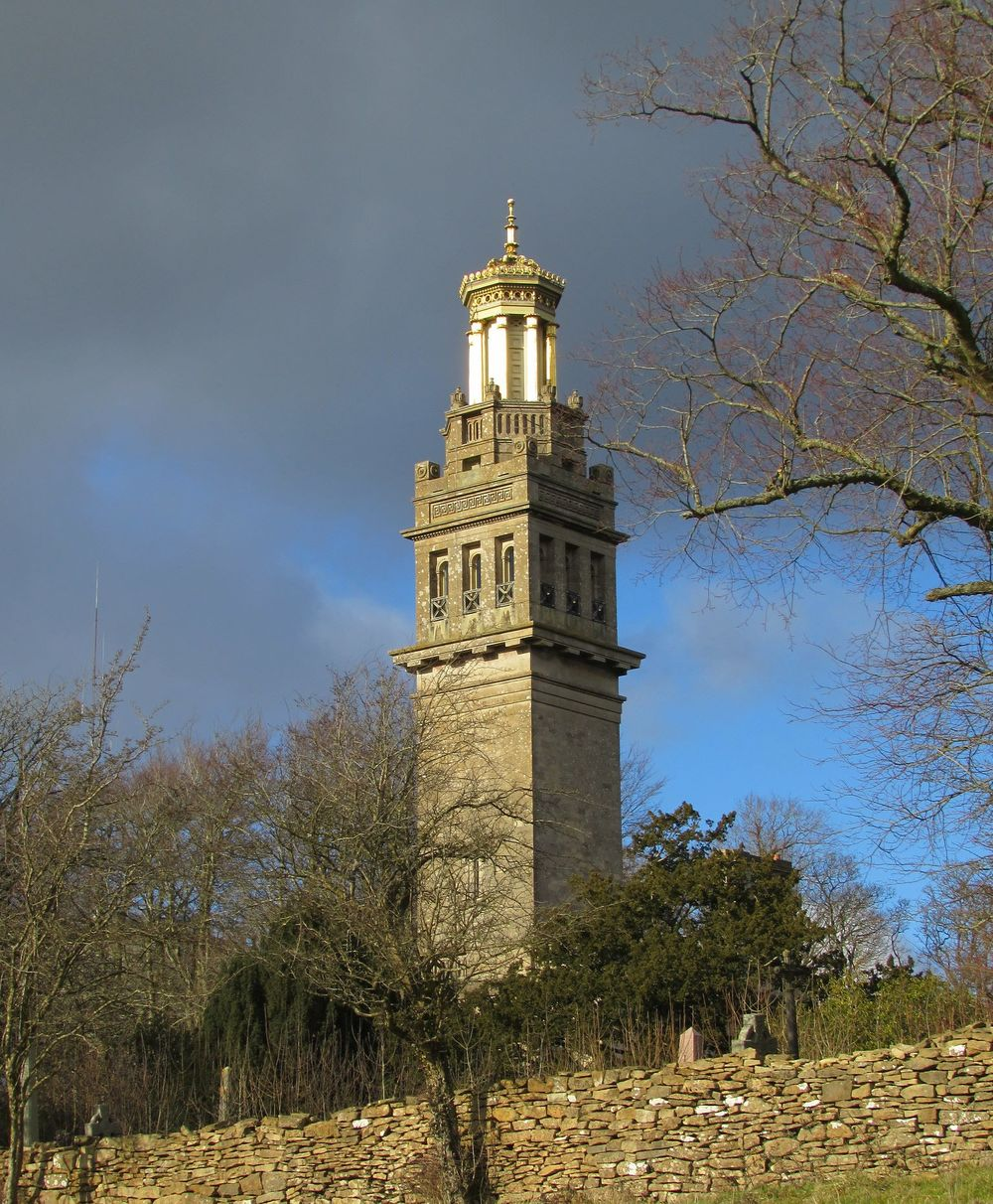Beckford's Tower in Bath.