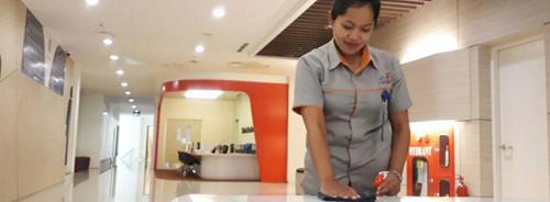 Penyedia Jasa Cleaning Service Kantor Terlatih Terbaik Di Jakarta