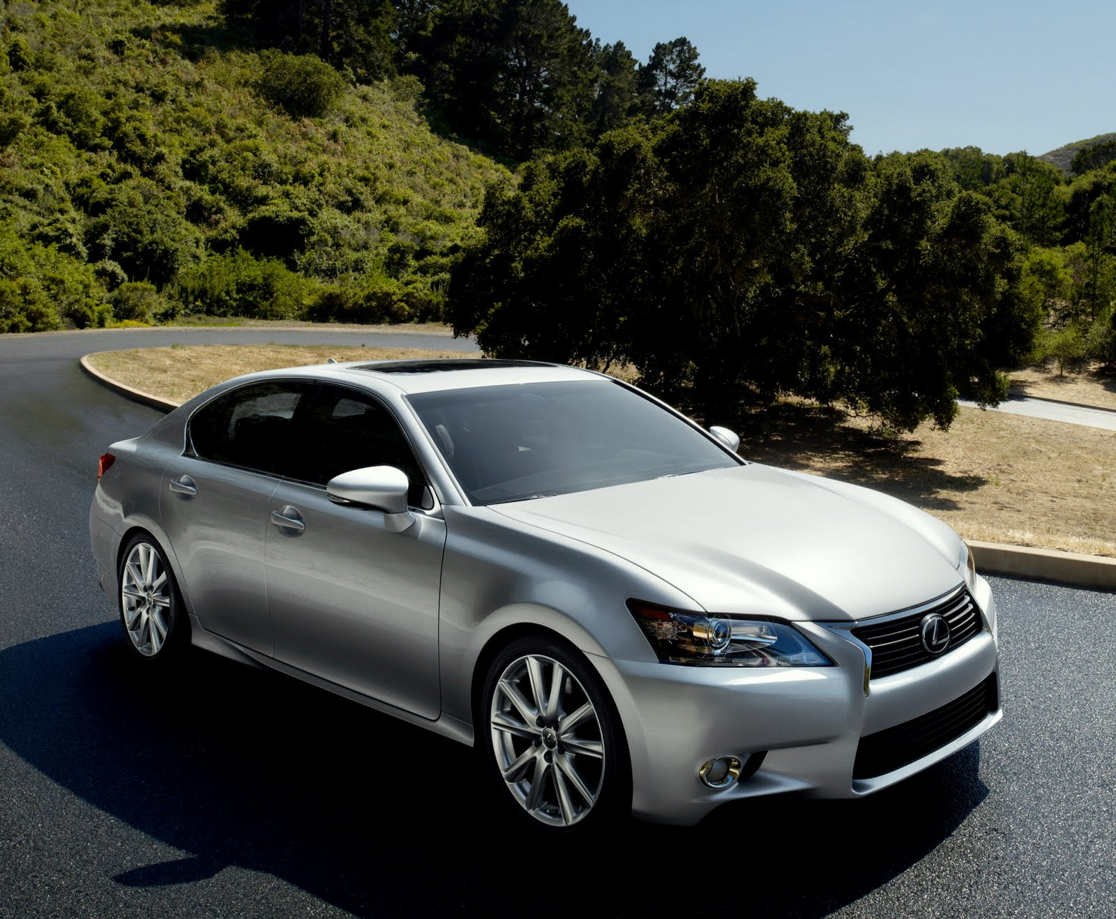 uautoknow 2013 Lexus GS 350 revealed