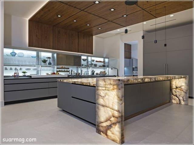 جبس بورد مطابخ 4   Kitchen Gypsum Designs 4