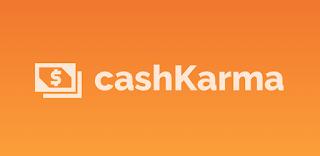 aplikasi android penghasil uang nyata - cashKarma
