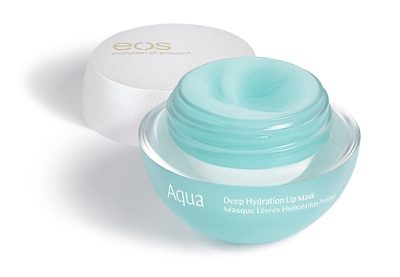 EOS Aqua Exfoliating Lip Scrub