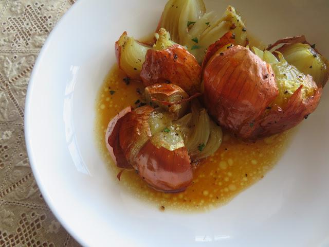 Melting Onions