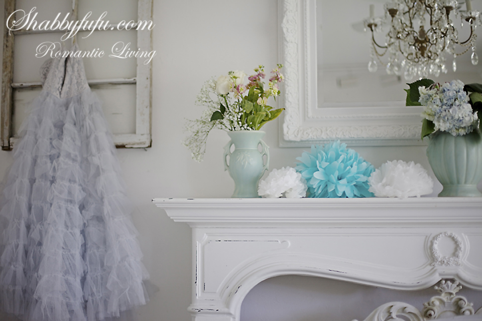 romantic shabby chic decorating