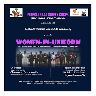 Women In Uniform Programme Holds In Lagos On Monday