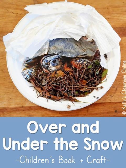 Learn about animal hibernation with this integrated science, reading, and art activity inspired by the book Over and Under the Snow by Kate Messner.