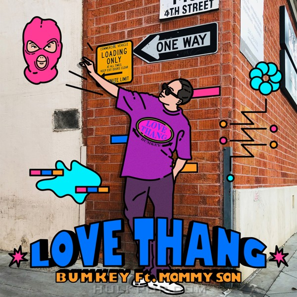 BUMKEY- LOVE THANG – Single