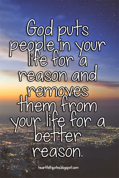 Quotes About A New Person In Your Life: God Puts People In Your Life Quotes. QuotesGram