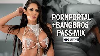 Bangbros Passwords & Brazzers Access Mixed in Pornportal Pass list