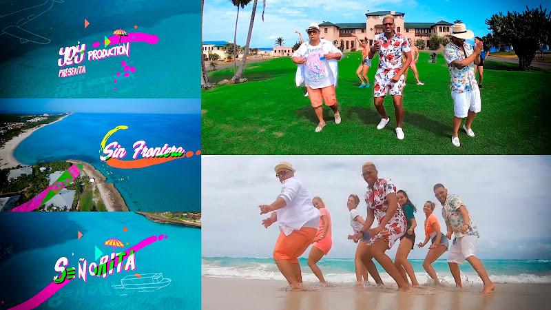 Sin-Frontera - ¨Señorita¨ - Videoclip - Director: YOY Production. Portal Del Vídeo Clip Cubano