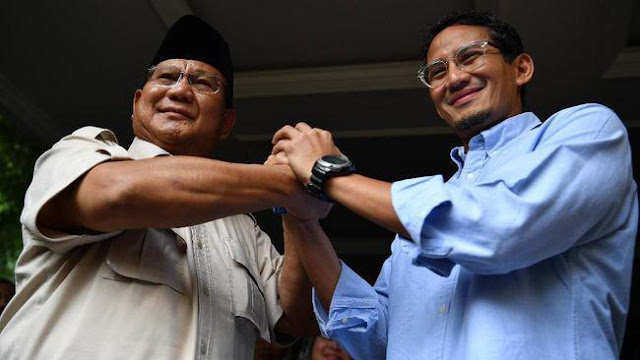 Ke MK Klaim Menang 52 Persen, Ini Dasar Perhitungan Prabowo-Sandi