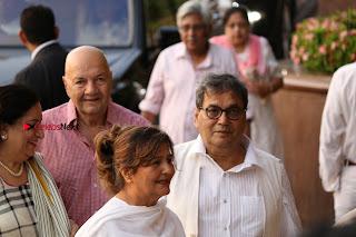 Actress Aishwarya Rai Father Prayer Meet Set 1  0034.JPG