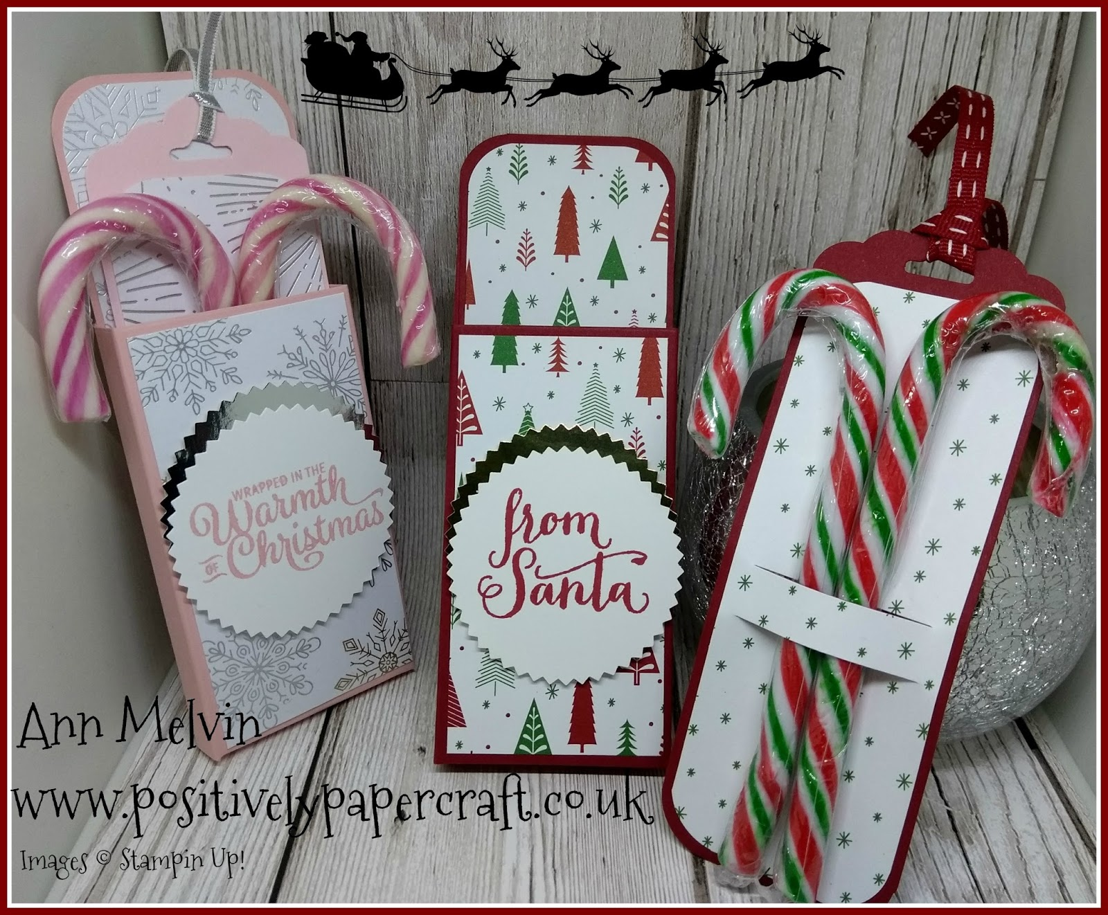 11) EASY Origami Candy Cane Ornament Tutorial - How to Make a DIY ... | 1322x1600