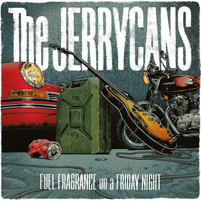 Crítica: The Jerrycans - Fuel fragance on friday night