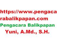 Mengenal Profesi Pengacara di Indonesia oleh Yuni, A.Md., S.H Pengacara Perceraian Pidana Perdata di Balikpapan Samarinda @indonesianlawyerbalikpapan