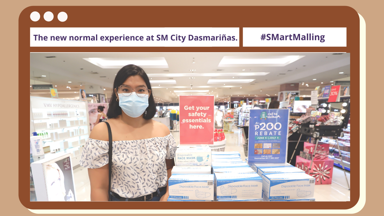 So today, let me share my #SMartMalling experience when it comes to shopping at SM City Dasmariñas. Read my full experience on the blog!So many deals.