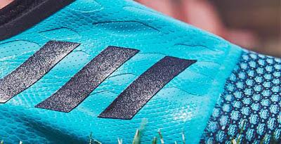 8b34d66def762d Aqua Blue Adidas Glitch Fluido Agilityknit Skin Released