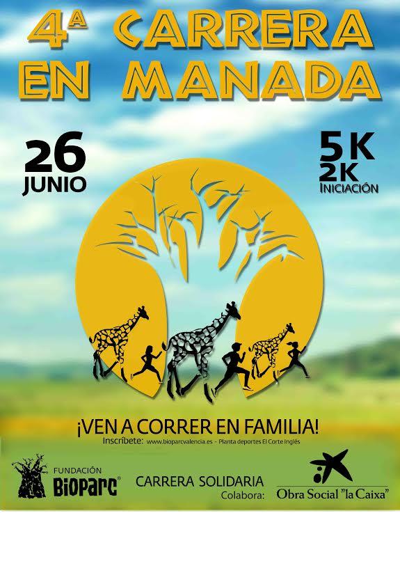 IV Carrera en Manada solidaria
