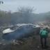 Bombeiros são acionados para conter incêndio em veículo que pegou fogo após acidente em Pombal