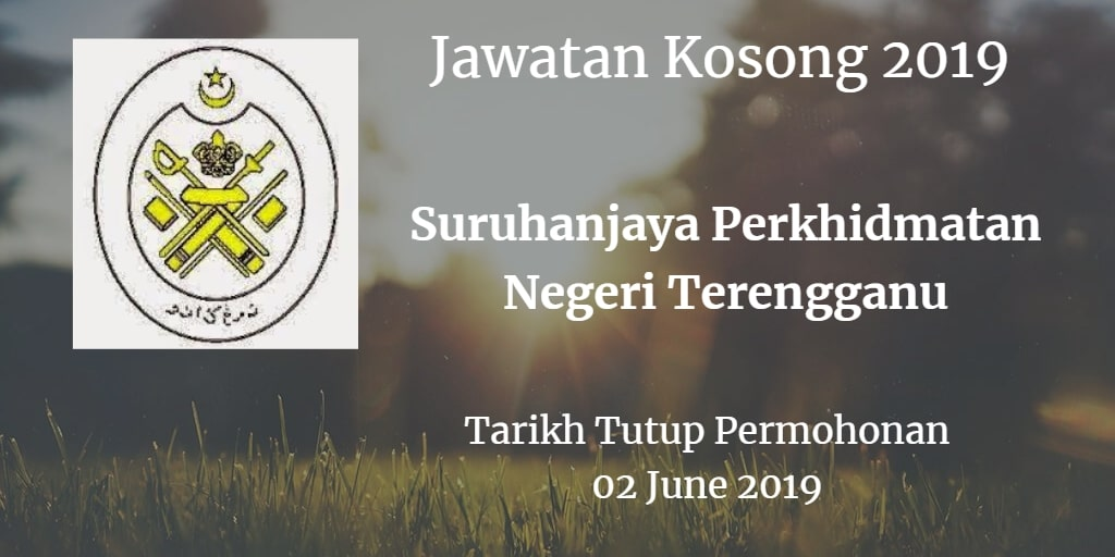 Jawatan Kosong SPNT 02 June 2019