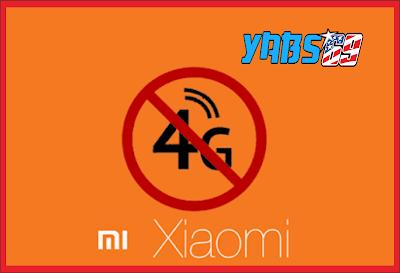 Cara Memperbaiki Pengaturan Jaringan  4G LTE Yang Hilang di Xiaomi Redmi Note 3/S