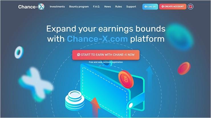 Плановое увеличение лимитов в Chance-Х