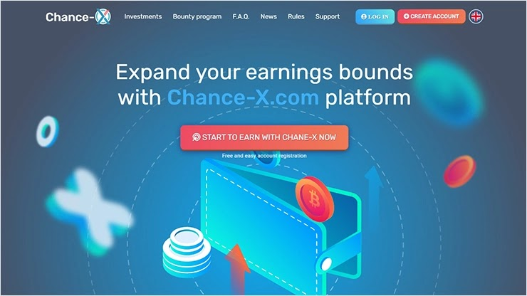 Увеличение лимитов в Chance-Х