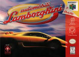 Automobili Lamborghini ( BR ) [ N64 ]