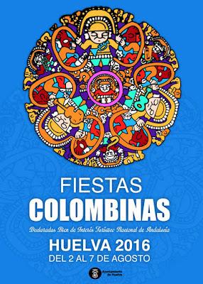 Fiestas Colombinas 2016 - Víctor Pulido