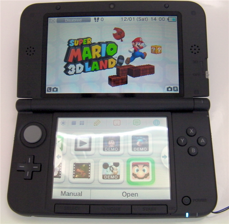 Nintendo 3DS XL First Impressions