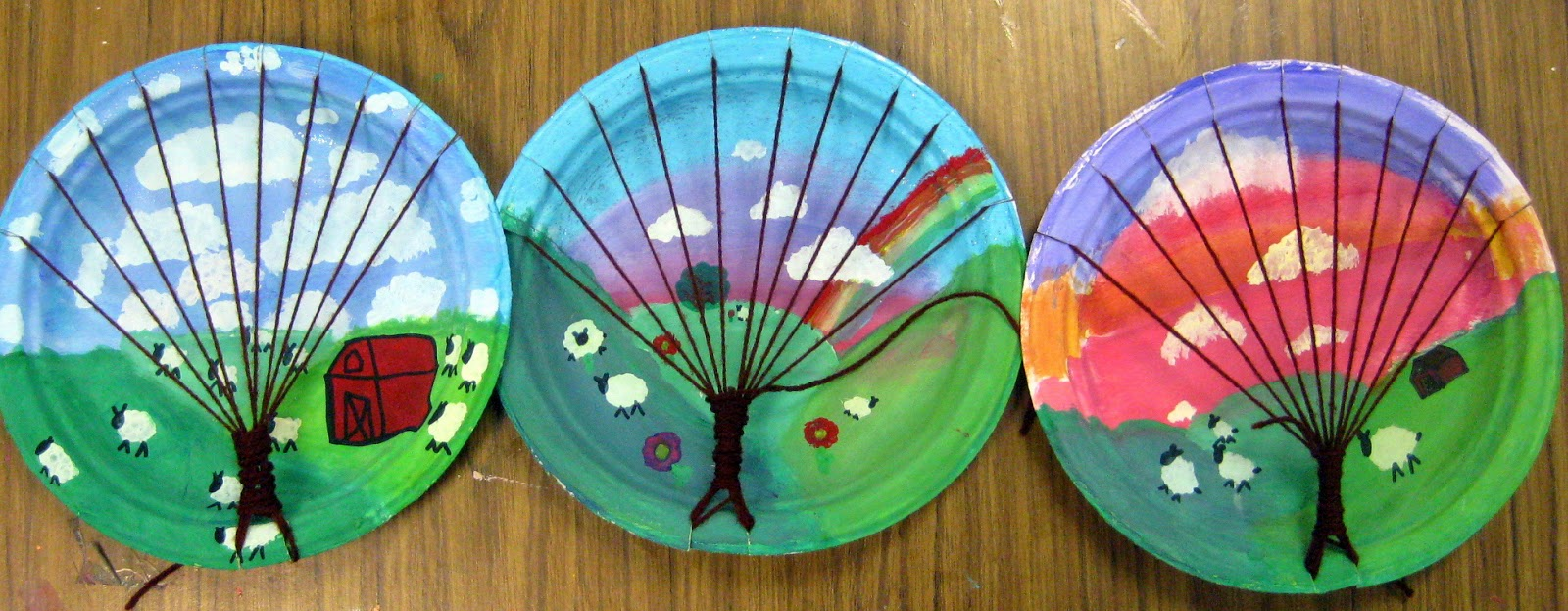 sc 1 st  Cassie Stephens & Cassie Stephens: In the Art Room: Tree Weaving with Third Grade