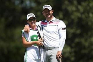 Daniel Van Tonder And Wife Abigail Van