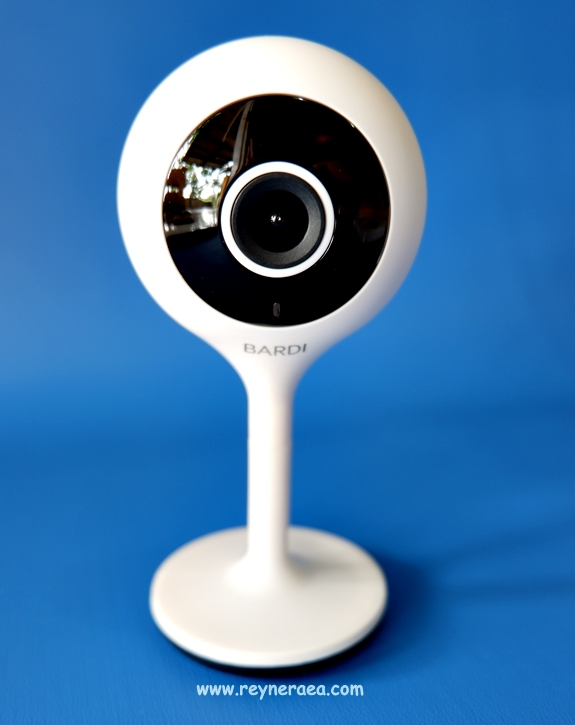cara menggunakan Bardi Smart Indoor Static IP Camera