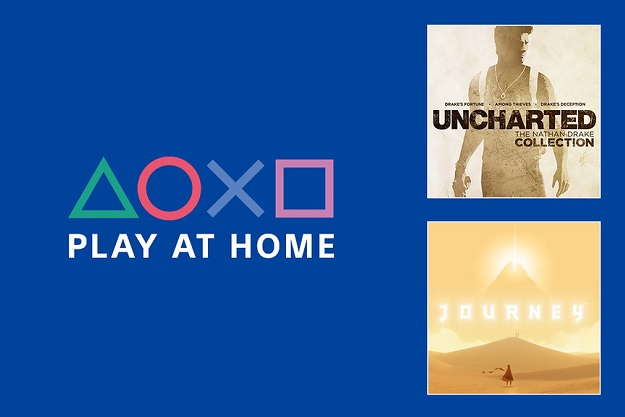 ps free games for covid play at home