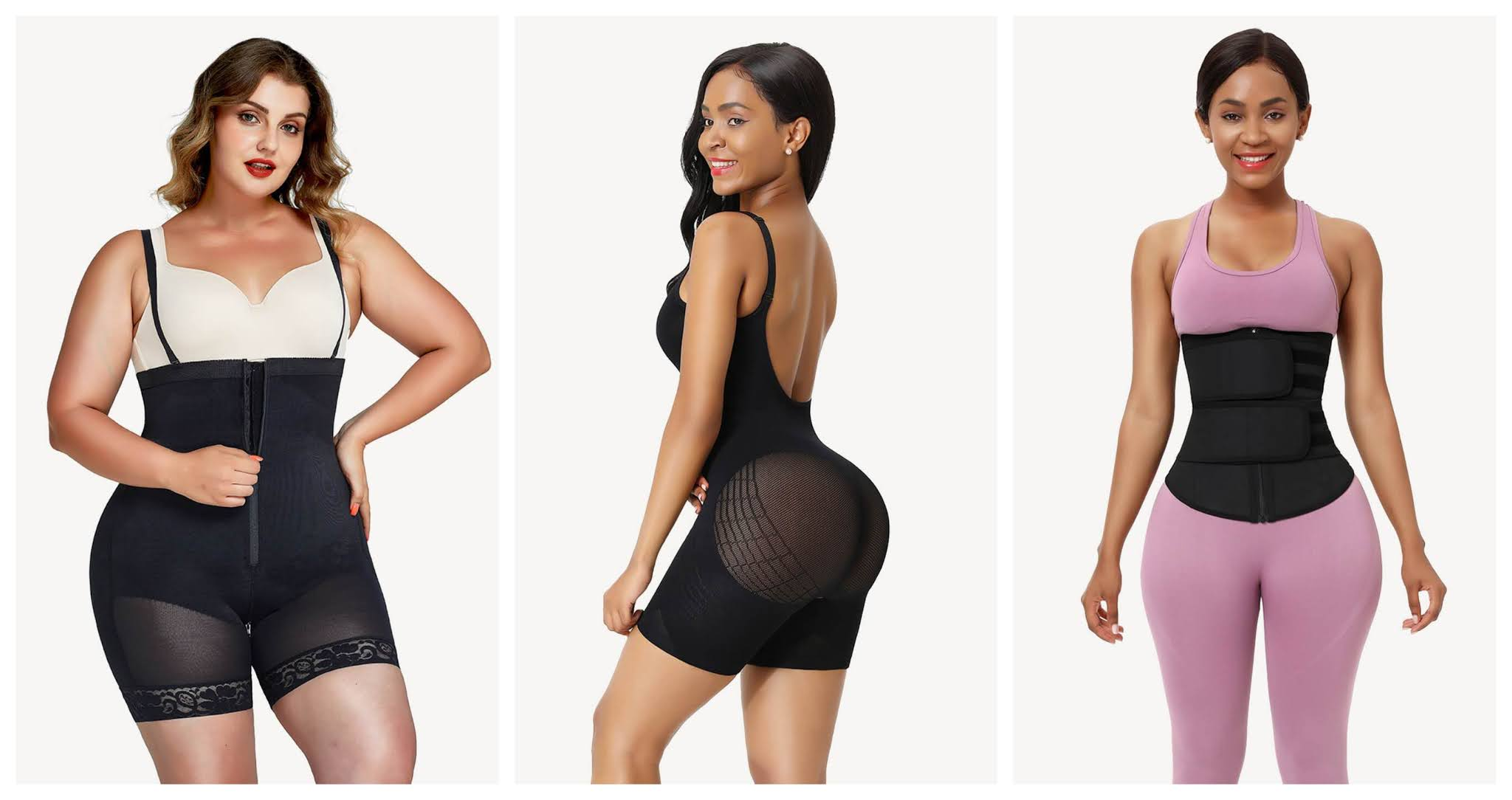 affordable, breathable shapewear plus size