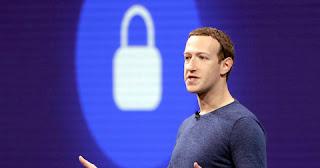 Facebook focus on data security