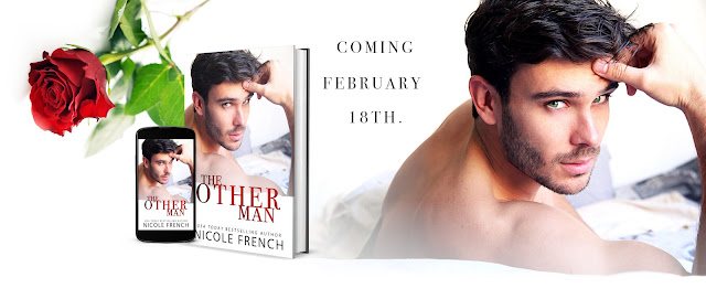 COVER REVEAL: THE OTHER MAN by Nicole French