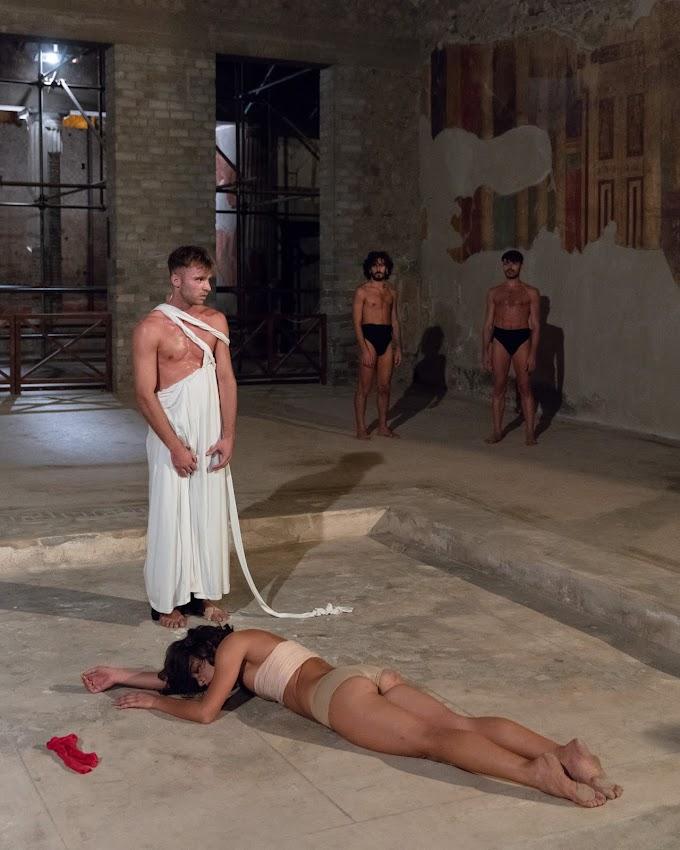 Oplontis ed Ercolano protagonisti con Campania by Night