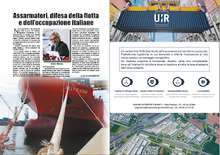 DICEMBRE 2019 PAG. 8 - Assarmatori, difesa della flotta e dell'occupazione italiane